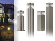 Новые модели парковых светильников AGARA LED и CERTA LED от Kanlux!