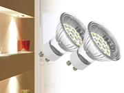 LED20 SMD GU10-WW – новая лампа LED SMD в ассортименте «Kanlux»!