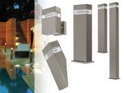 Новые модели садово-паркового освещения серии FIDEA LED EL от «Kanlux»