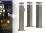 CERTA LED EL–новые модели садово-парковых светильников LED от «Kanlux»