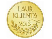 Компания «Kanlux» награждена Золотым Лавром Клиента - 2013!