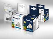 Новая линейка «Classic» в ассортименте ламп LED от компании «Kanlux»!