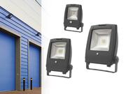 RINDO MCOB SE с датчиками движения – новые прожектора LED от «Kanlux»!