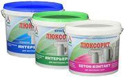 Новинка от Компании КрасКо - латексная интерьерная краска «Люксорит»