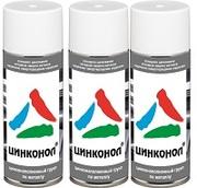 Цинконол-аэрозоль - эффективная защита от коррозии!