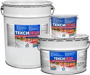 Тексипол - износостойкая глянцевая краска для защиты бетонного пола