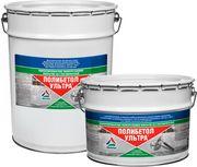 Полибетол-Ультра — новая глянцевая полиуретановая эмаль для бетона!