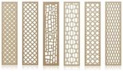 POSm EXPERT - новая коллекция дизайна декоративных перегородок