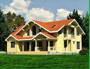 Три новых проекта домов из клееного бруса «Доминант»