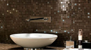 Изящная отделка ванной комнаты
