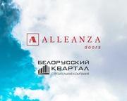 Двери «Alleanza doors» в квартирах  от ООО «Белорусский квартал»