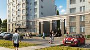 Жилой комплекс нового уровня в Крыму