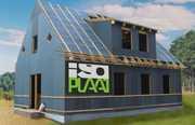 Ветрозащита дома iSOPLAAT (ИЗОПЛАТ). Финские технологии строительства