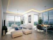 Квартира с видом на море в новостройке