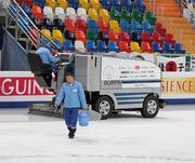 Краска Ice Peak примет участие на чемпионате Европы