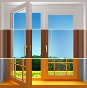 Окна Киев - металлопластиковые, алюминиевые, деревянные