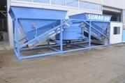 Мобильные бетонные заводы Sumab – новый подход к производству бетона.