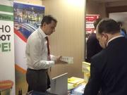 Компания «Сен-Гобен» приняла участие в выставке Калужской области