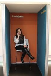 Новое решение от ECOPHON для комфортных разговоров по телефону