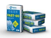 Gyproc FAST-60 – новая многофункциональная шпатлевка