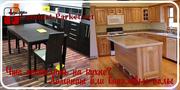 Виниловое покрытие или ламинат: что постелить на кухне?