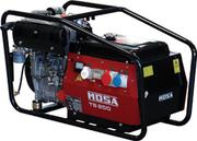 Чем бензиновый генератор лучше дизельного?