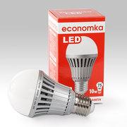 Светодиодные  лампы   ECONOMKA -  идеально выгодное освещение дома