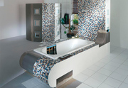 Раковины и ванны под облицовку мозаикой