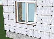 Утепление фасада пенопластом - как избежать распространённых ошибок