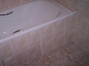Ремонт в ванной – отделка.