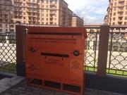 Компания Urban Group установила экобоксы во всех жилых комплексах