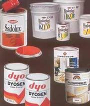 Разновидности красок для интерьеров - алкидные, клеевые, силикатные