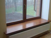 Деревянные подоконники для дома и квартиры