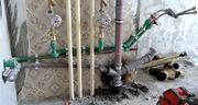 Замена труб в квартире в Москве