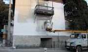 «Броня» обеспечивает капитальный ремонт фасадов зданий в Крыму