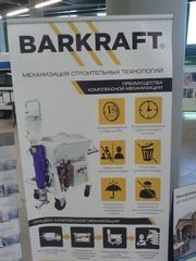 Баркрафт Использование штукатурных станций в Уфе