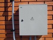 Принципы установки электрощитка в доме