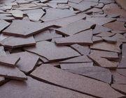 Лемезит натуральный природный камень плитняк с карьера от производител