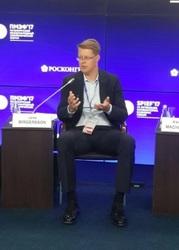 Президент Группы компаний ROCKWOOL Йенс Биргерссон выступил на ПМЭФ-20