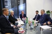 Президент Группы компаний ROCKWOOL Йенс Биргерссон встретился с Губерн