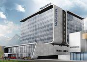 Novotel Алматы: интересный дизайн и уютная атмосфера