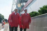 Исполняющий полномочия главы Балашихи Сергей Юров посетил завод