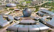 Самое большое сферическое здание в мире утеплено ROCKWOOL