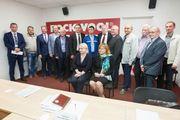 Завод ROCKWOOL в Выборге стал площадкой для обсуждения