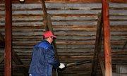 Огнезащита деревянных конструкций
