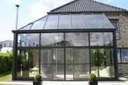 Остекление зимнего сада и ремонт частного дома. Компания Бабич