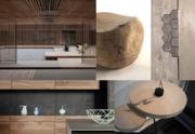 Новая коллекция текстурных покрытий Di-Noc™ Da Vinci на выставке Mosbu