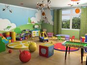 Правильная отделка – детский сад