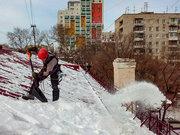 Без очистки крыши от снега и наледи не обойтись